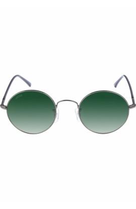 Ochelari de soare, Verde fumuriu, Alama si policarbonat, MasterDIS
