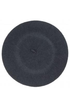 Bereta de dama, Gri, 100% lana - BSC296