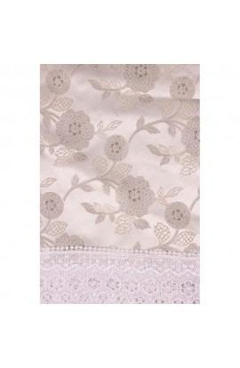 Fata de masa, Imprimeu floral, 85x85 cm, Buticcochet, BTC266