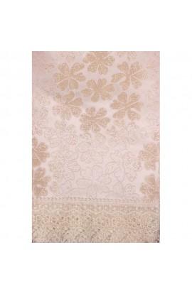 Fata de masa, Imprimeu floral, 85x85 cm, Buticcochet, BTC268