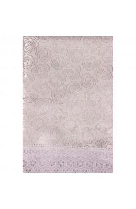 Fata de masa, Imprimeu floral, 85x85 cm, Buticcochet, BTC270