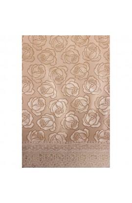 Fata de masa, Imprimeu floral, 85x85 cm, Buticcochet, BTC271