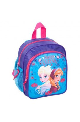 Ghiozdan, Disney Frozen, Queens, 2 compartimente, Multicolor, btcb1742