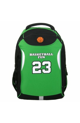Ghiozdan, Basketball, Fun23, 3 compartimente, Multicolor, btcb1790