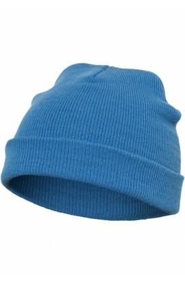 Caciula, Albastru, din 100% hipoalergenic acrilic, Marime: Universala, Flexfit