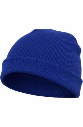 Caciula, Albastru, din 100% hipoalergenic acrilic, Marime: Universala, Flexfit, btcu1340