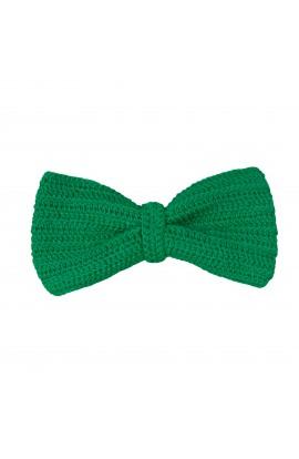 Papion, barbatesc, Buticcochet, crosetat manual, Verde, PABRVR02