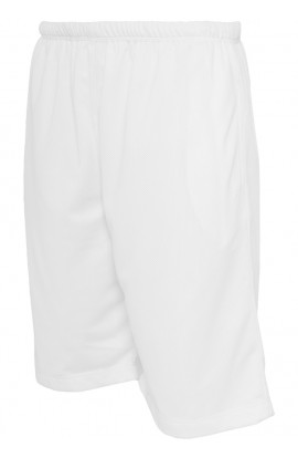 Pantaloni Sport, Urban Classics, Alb