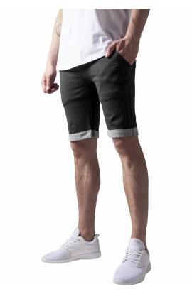 Pantaloni Scurti, Urban Classics, Gri carbune
