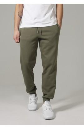 Pantaloni Trening, Urban Classics, Oliv
