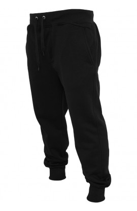 Pantaloni Trening, Urban Classics, Negru
