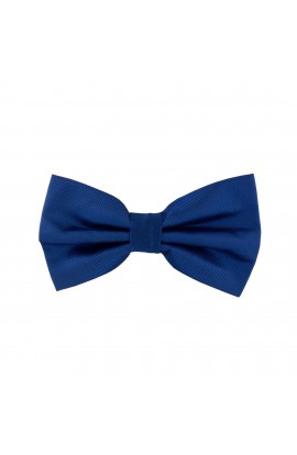 Papion Barbatesc, clasic, albastru, Buticcochet, 12 x 7 cm - PAP212