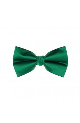 Papion Barbatesc, clasic, Verde, Buticcochet, 12X7 cm - PAP214