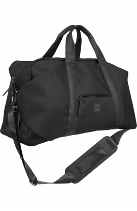 Geanta Triangle Weekender, Neagra, Nailon, Urban Classics