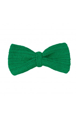 Papion, barbatesc, Buticcochet, crosetat manual, Verde
